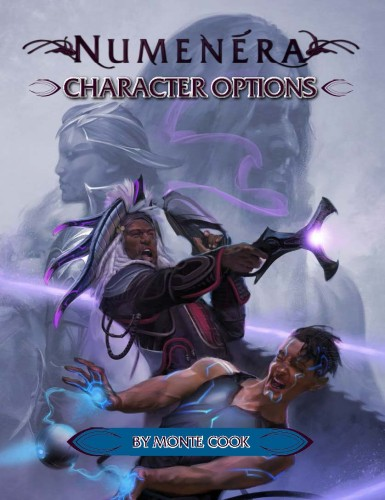 Numenera Character Options -  Monte Cook Games