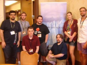 Into the Violet Vale GenCon 2014 Players