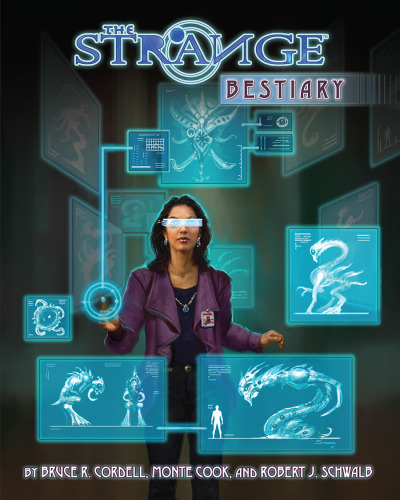The Strange Bestiary -  Monte Cook Games