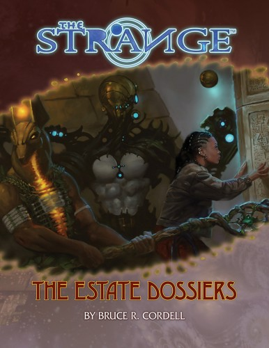 The Estate Dossiers Cover