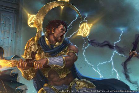 Gods of the Fall 01 Lie Setiawan