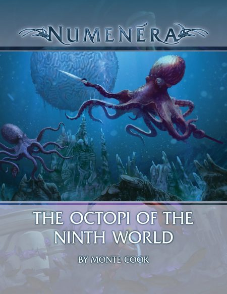 The Octopi of the Ninth World Cover