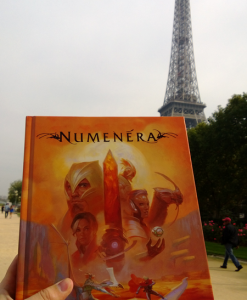 Numenera in Paris