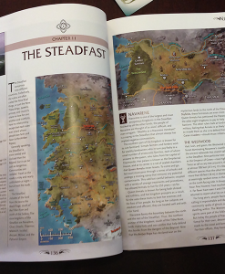 The Steadfast of Numenera