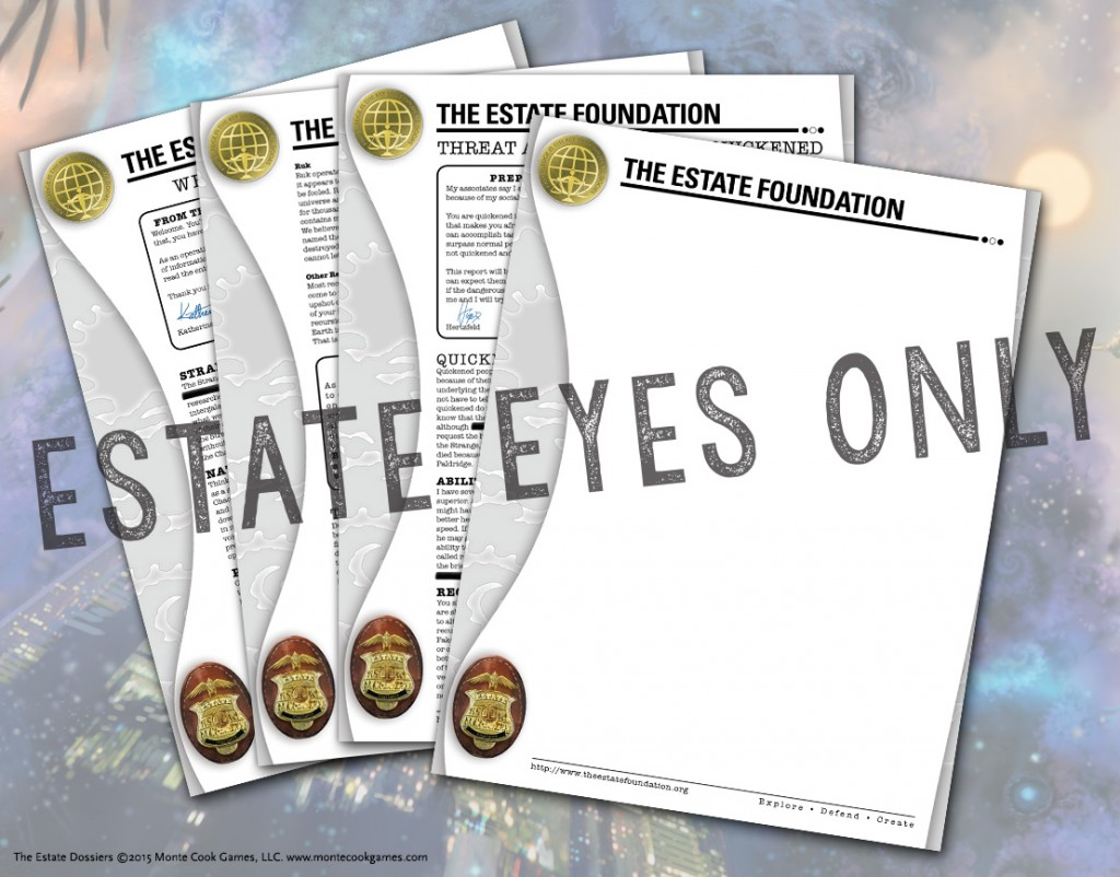 The Estate Dossier Teaser