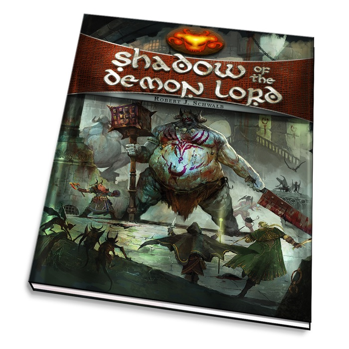 demonlord book