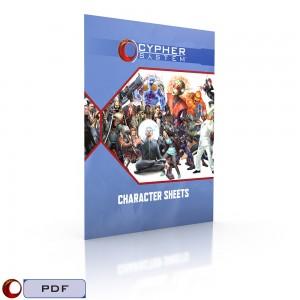 CS Character Sheets