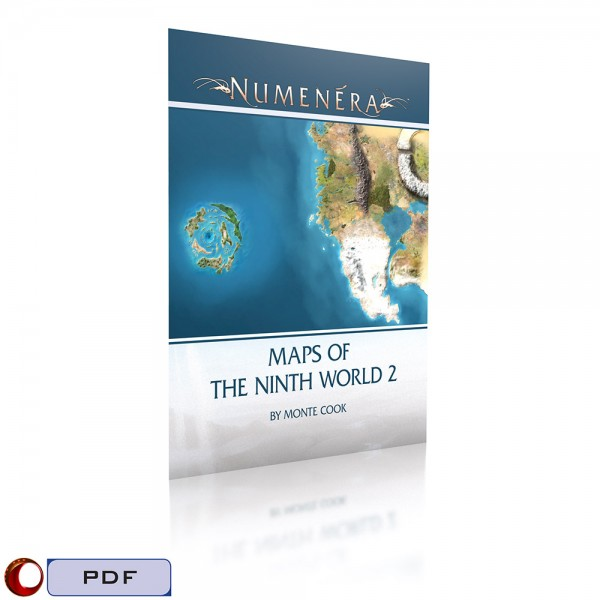 Maps of the Ninth World2
