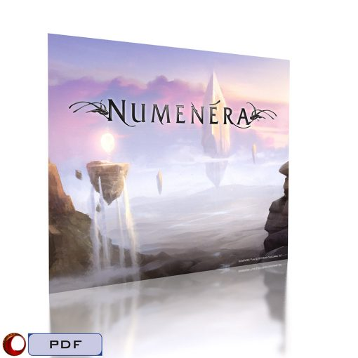 Numenera GM Screen