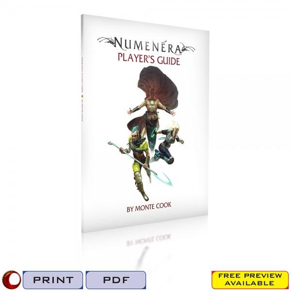 Numenera Player's Guide