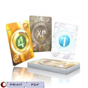 Numenera XP Deck-Print and PDF