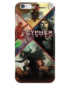 Red Bubble Cypher System Phone Case 1