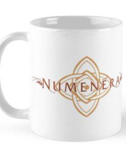 Red Bubble Numenera Mug 1