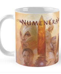 Red Bubble Numenera Mug 2