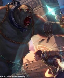 Gods of the Fall 10-Lie Setiawan