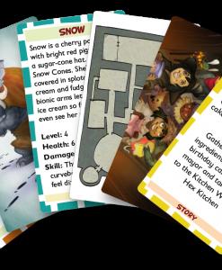 story-please-deck-fan-of-cards