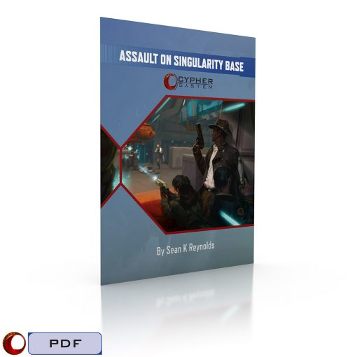 Assault on Singularity Base-Tags