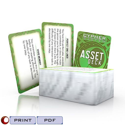 Asset Deck-Tags