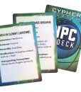 NPC Deck Cards