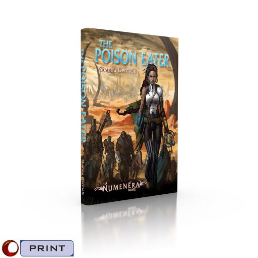 The Poison Eater Cover-Tags 3