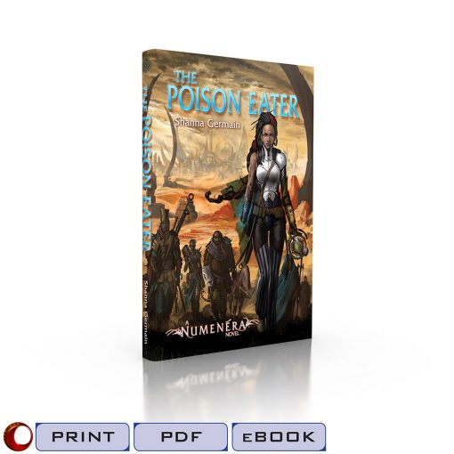 The Poison Eater-New Tags