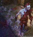 Invisible Sun 12-Demon Flesh-Aldo Katayanagi