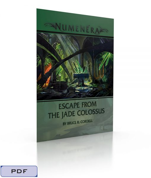 Escape from Jade Colossus-Tags