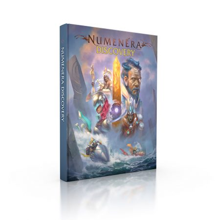 Numenera RPG: Discovery - Monte Cook Games
