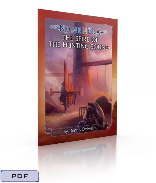 The Spire of the Hunting Sound-PDF Cover-Tags