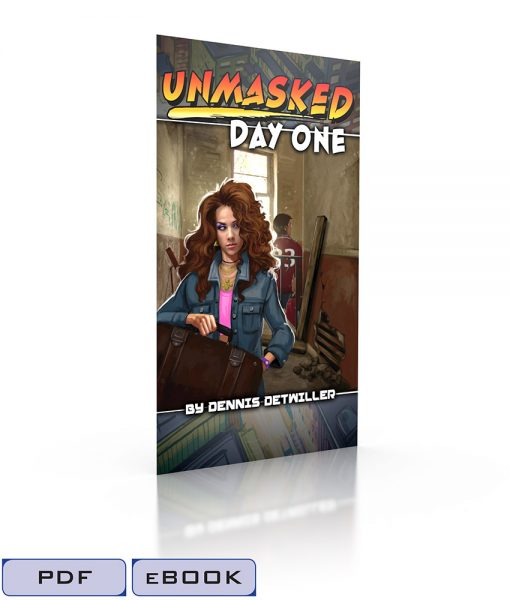 Unmasked Fiction-Tags