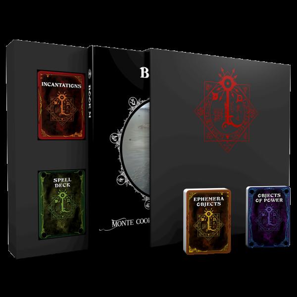 Invisible Sun RPG: Book M - Monte Cook