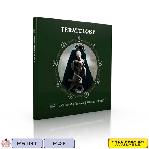 Teratology Cover-Tags
