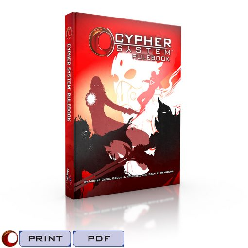 Cypher System Rulebook 2e -  Monte Cook Games