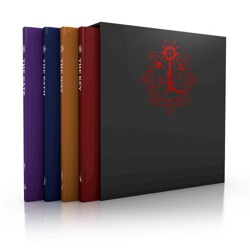 IS Slipcase with Corebooks