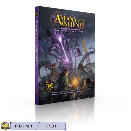Arcana of the Ancients-Tags