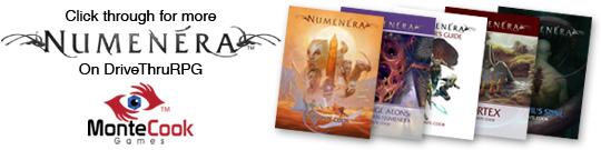 Click through for more Numenera on DriveThruRPG