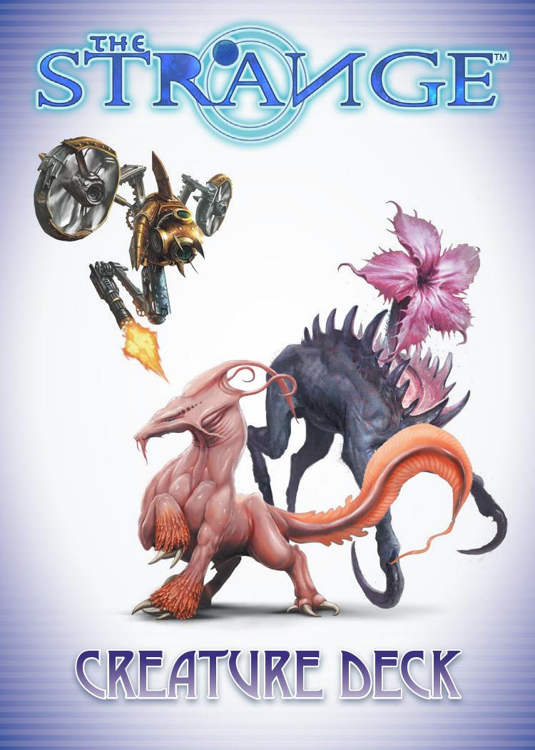 TS Creature Deck-Cover