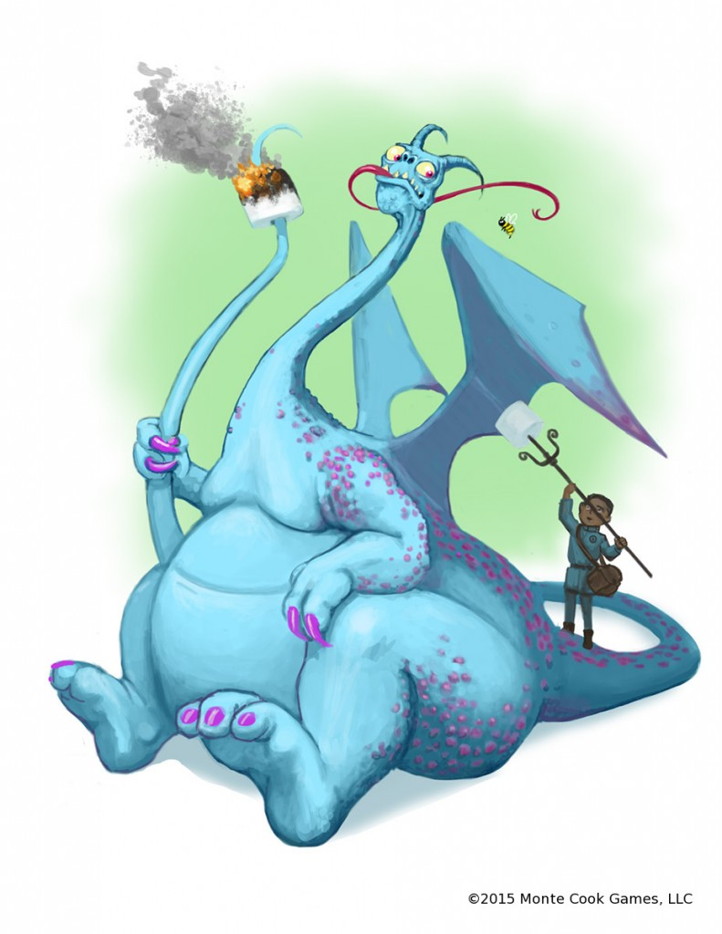 Companion-Dragon Character-Any