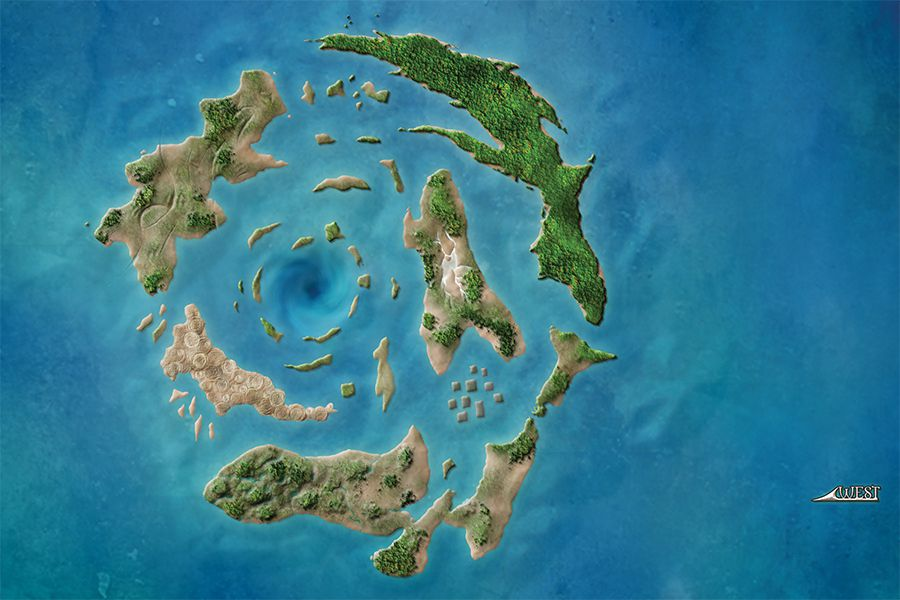 Maps of the Ninth World 2 2 Christopher West