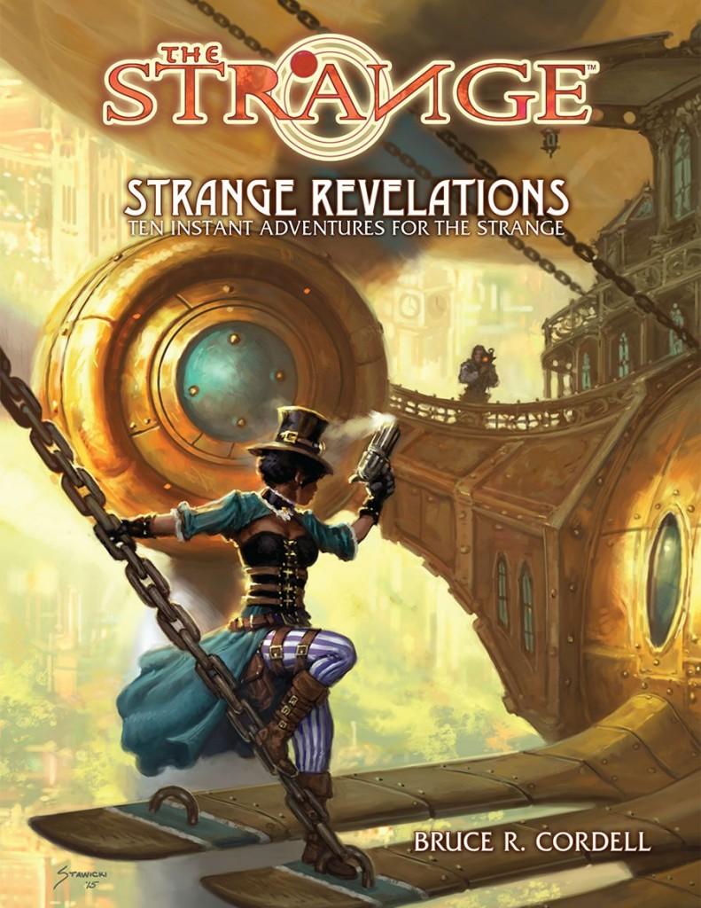Strange Revelations Cover