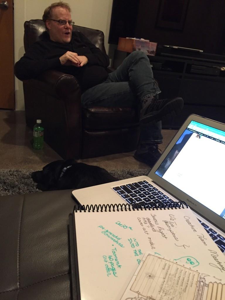 MCG Creative Team Meeting