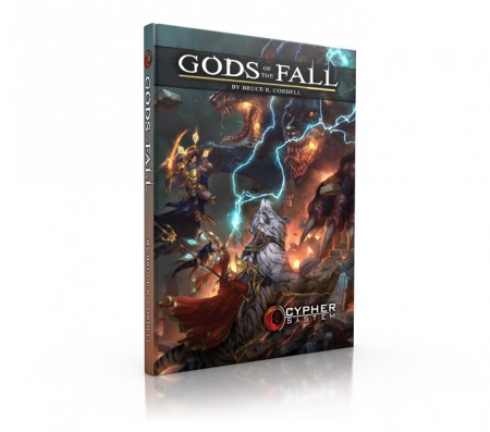 Gods of the Fall Book