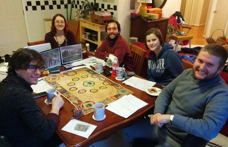 GMing with a Partner in Crime