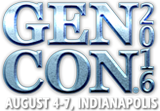 Gen Con 2016 logo