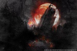 Hidden Moon by Samuel Araya