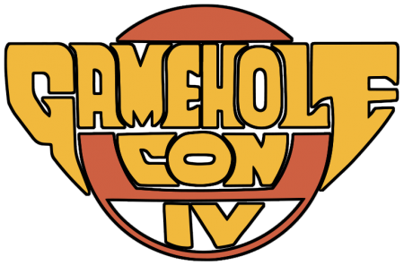 Gamehole Con 4 logo