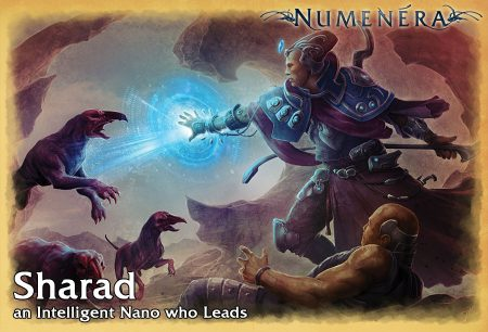 Sharad, an Intelligent Nano who Leads
