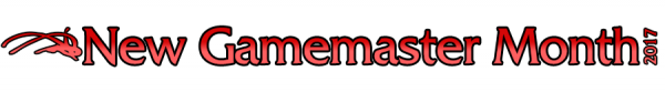 New Gamemaster Month 2017