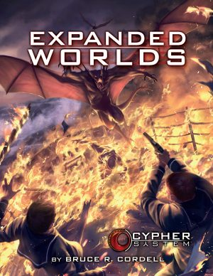 Expanded Worlds - Monte Cook Games