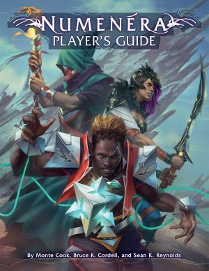Numenera 2: Players Guide -  Monte Cook Games